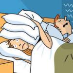 Хъркане - причини и лечение