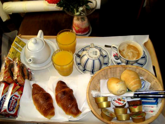 Как закусват в Италия ? - чудесно предложение за здравословна закуска
