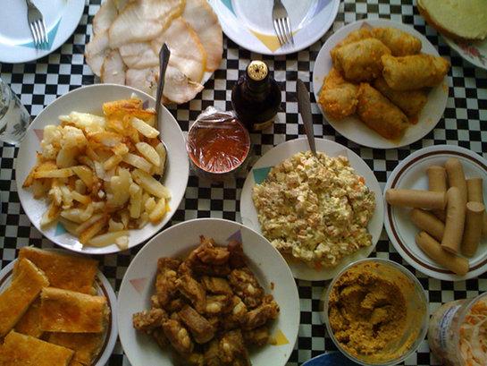 Здравословна закуска от Русия
