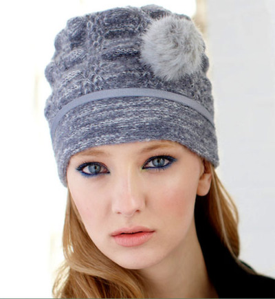 Модерни дамски шапки