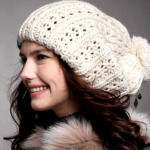 Дамски шапки зима 2014