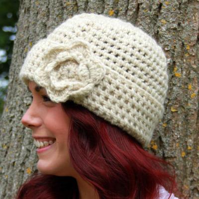 Дамски шапки за зимата