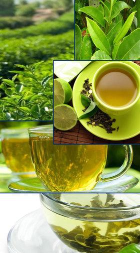 Зелен чай за отслабване - видове и приготвяне