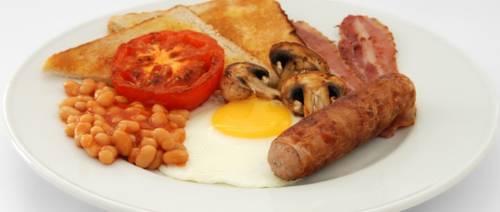 Комбинирана закуска преди тренировка