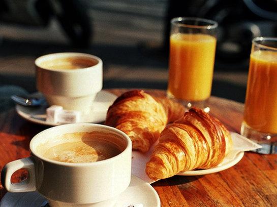 Вкусна френска закуска