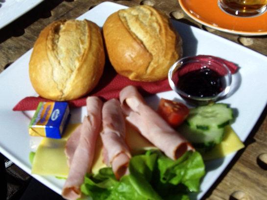 Питателна закуска преди тренировка